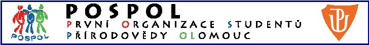 První Organizace Studentů Přírodovědy Olomouc (POSPOL)